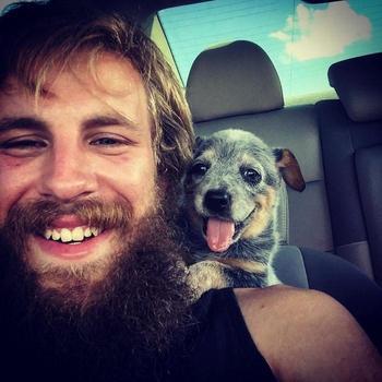 Люди, которые впервые встречаются со своими собаками и это растопит ваше сердце