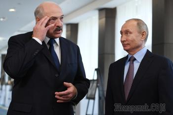 Подбор лексики: в Кремле заметили выступление Лукашенко