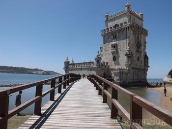 Путешествие в Лиссабон. Один день в столице Великих открывателей