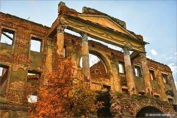 Осенний вальс в старом дворце
