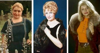 Актрисы, которые побывали замужем рекордное количество раз