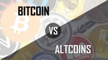 Bitcoin vs altcoins: что эффективнее в качестве денег
