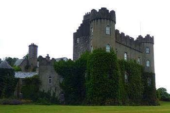 Эти места доказывают, что во всей Европе чаще всего призраки встречаются именно в Ирландии