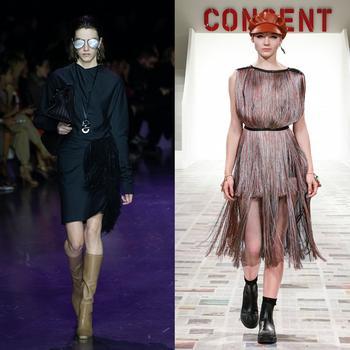 Модные платья осень-зима 2020-2021