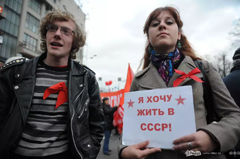 Сравнение уровня жизни в СССР и США