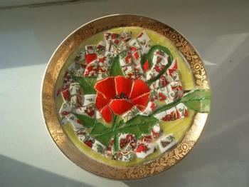 Идеи из разбитой тарелки