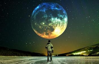 10 странных фактов о Луне, которые не могут объяснить современные учёные