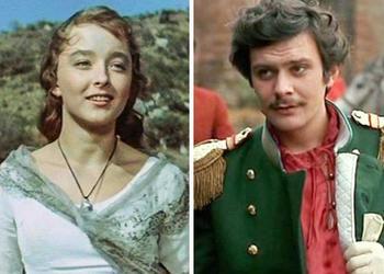 Забытые браки советских знаменитостей, о которых зрители мало что знали