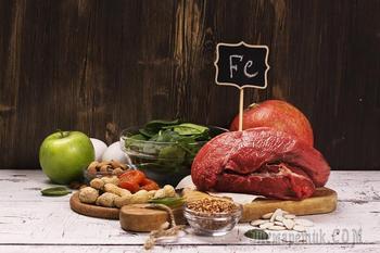 5 способов повысить уровень железа в организме
