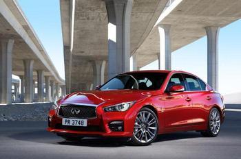 Автомобиль Infiniti Q50: отзывы владельцев, технические характеристики