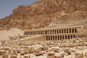 10 незаурядных архитектурных артефактов Древнего Египта