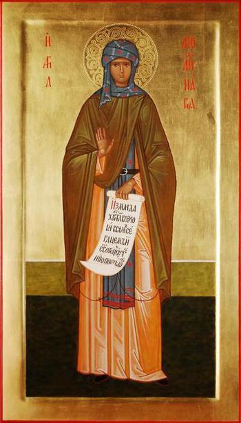 Аполлинария Святая: житие, икона, молитвы