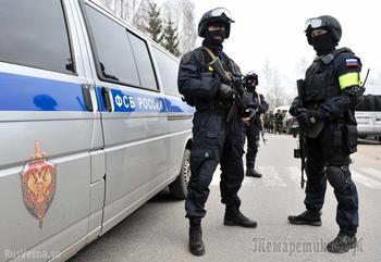 Нашли под елкой: ФСБ рапортует о задержании американского шпиона
