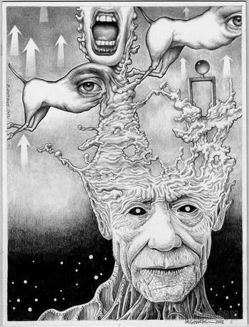 Сюрреализм. Протокольное свидетельство о психической жизни на больших глубинах