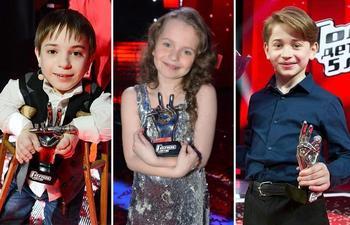 Как складываются судьбы юных звёзд победителей шоу «Голос.Дети»