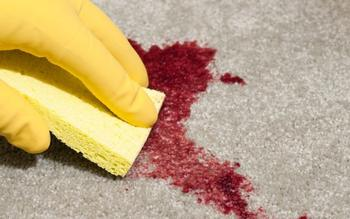 10 эффективных приемов, чтобы отстирать пятна крови