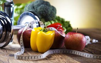 Спортивная диета для похудения и сжигания жира. Меню спортивной диеты для набора мышечной массы