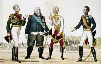 За что французского короля дважды выдворили из России: Скиталец Людовик XVIII