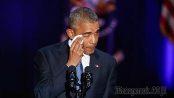 Обаму хотят сделать президентом Франции
