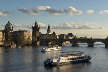 Город ста мостов: Прага