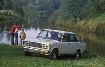 Решетка от Mercedes, хрупкие бамперы и подделка для Брежнева: мифы и факты о ВАЗ-2107