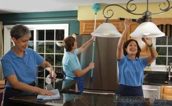 11 самых грязных мест в доме и эффективные способы их очистки
