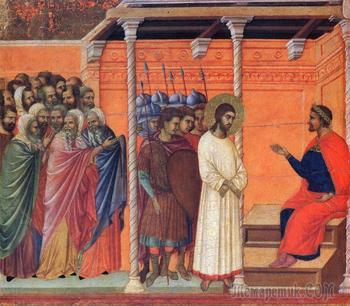 ИИСУС НА ПАТРИАРШИХ
