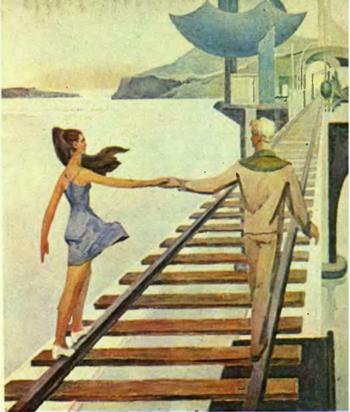 Романтика в советской жизни