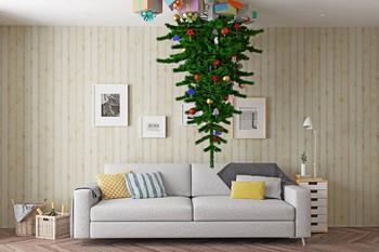 Создаем новогоднее настроение: 7 лучших идей, как создать необычную елку