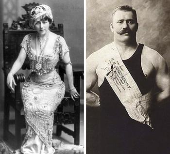 Посмотрите, как менялись стандарты женской и мужской красоты за последние 100 лет