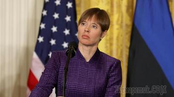 «Хочу поехать поблагодарить»: президент Эстонии собралась в Москву