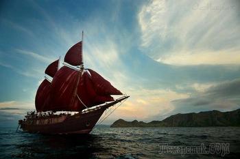 Плывут по морям корабли (Стих)