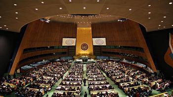 В ООН приняли резолюцию по ущемлению прав человека в Крыму