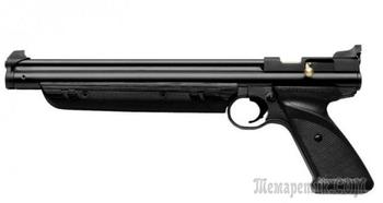 Пневматический пистолет Crosman 1322 — на пути к винтовке