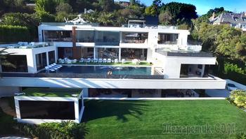 Потрясающий современный дом в районе Bel Air, Лос-Анджелес, Калифорния