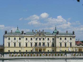 Дворец Браницких. Белосток