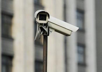 В Москве установят видеокамеры с системой распознавания лиц