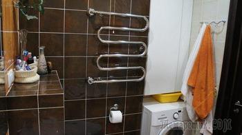 Ванная: над интерьером работали профессиональные дизайнеры