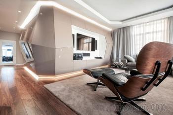 Квартира в ЖК Доминион в Москве