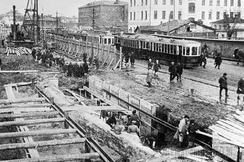 Какие любопытные артефакты были найдены при строительстве московского метро