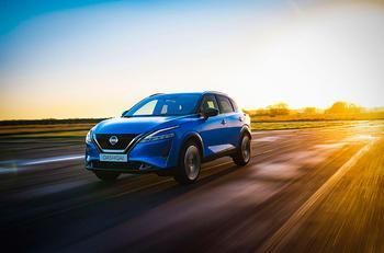 Новый Nissan Qashqai: Третье пришествие бестселлера