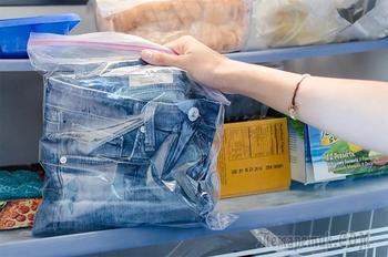 Зачем класть джинсы в холодильник и еще два совета по уходу за денимом