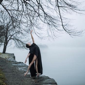«Балерина» – феноменальный фотопроект Дэйна Шитаги