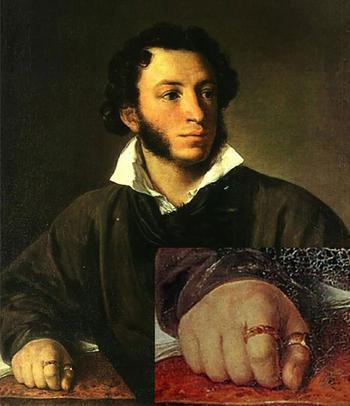 Семь перстней Пушкина: мог ли талисман спасти поэта на дуэли?