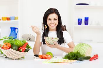 Лучшие продукты питания для похудения в области живота