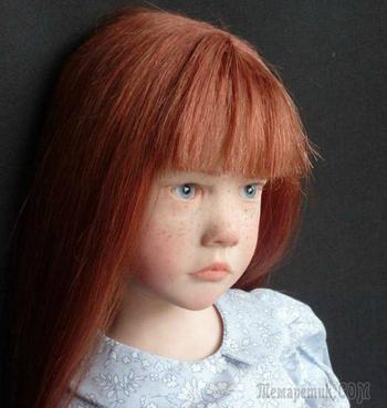 Коллекционные куклы Лоранс Руэ (Laurence Ruet)