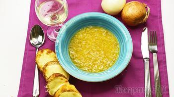 Известный французский луковый суп - Ощутите себя в Париже