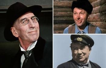 Угасшие звезды: 5 советских актеров, которые умерли в нищете и забвении