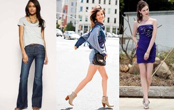 Как подобрать одежду девушкам низкого роста