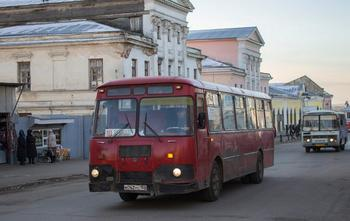 Ода легендарному ЛиАЗ-677